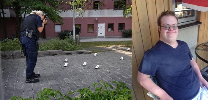 Σουηδοί αστυνομικοί μετά την δολοφονία του 20χρονου με σύνδρομο Down από αστυνομικούς: «Είναι τιμή μας να είμαστε συνάδελφοι»