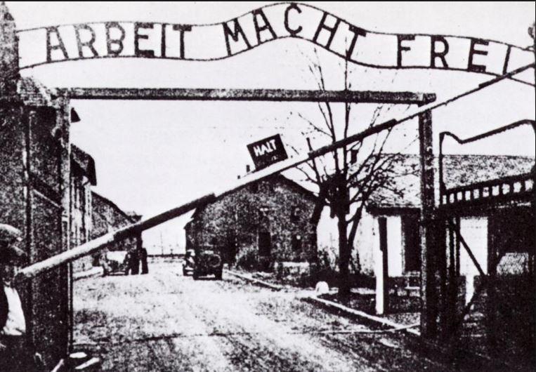 Arbeit macht frei (Η εργασία απελευθερώνει)