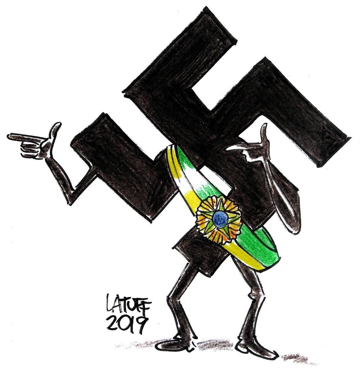 Latuff Bolsonaro