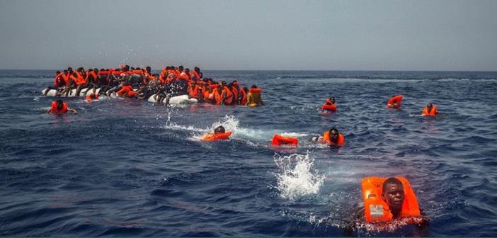 6 νεκροί κάθε μέρα στη Μεσόγειο το 2018