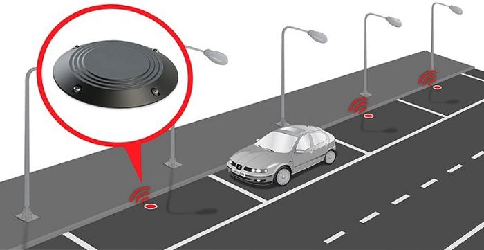 Έξυπνοι αισθητήρες στάθμευσης στην Πάτρα