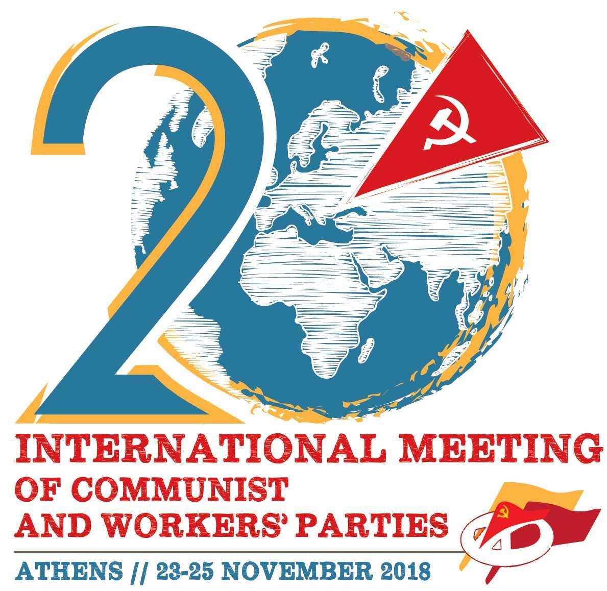 20ή Διεθνής Συνάντηση Κομμουνιστικών και Εργατικών Κομμάτων