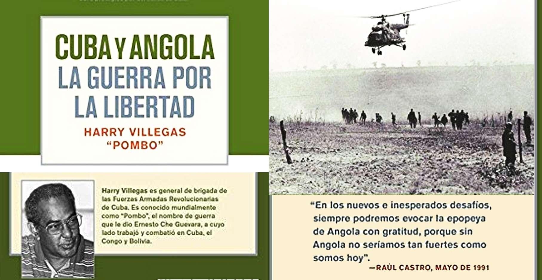 Cuba y angola la guerra por la libertad