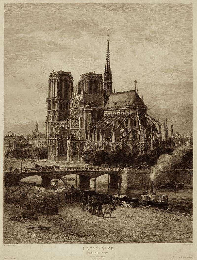 Notre Dame Cathédrale de Paris