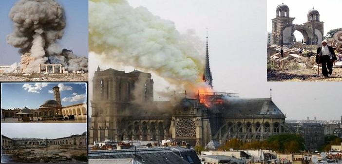 Καπιταλιστική κατάρρευση, μνημεία και μνήμη