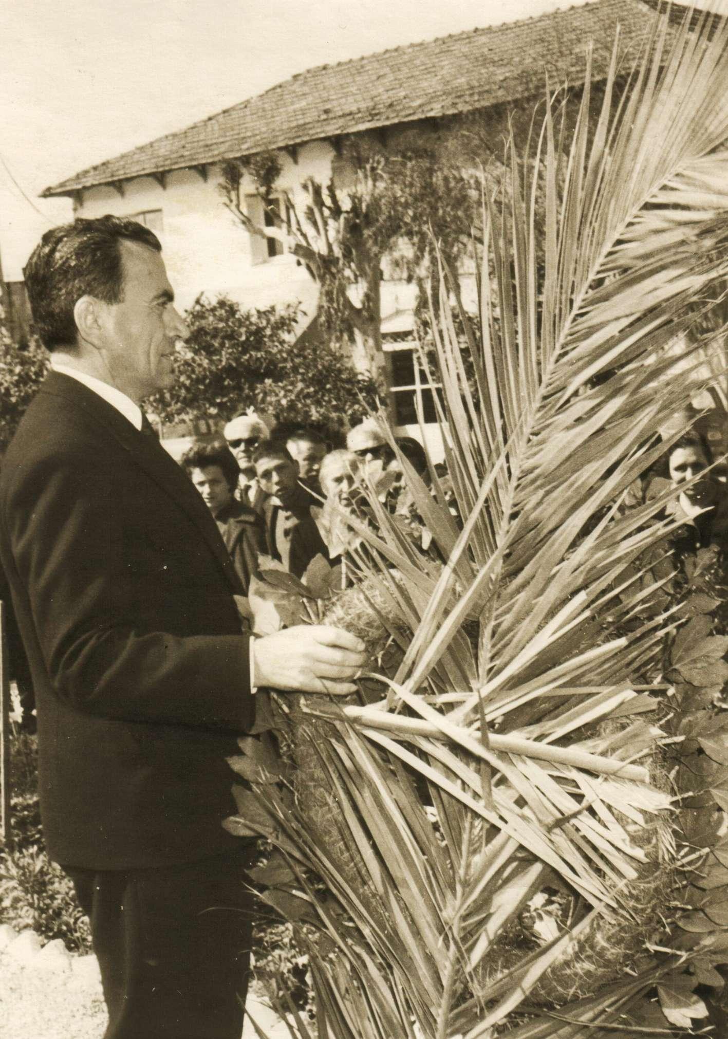 Παναγιώτης Μακρής Πρωτομαγιά του 1965