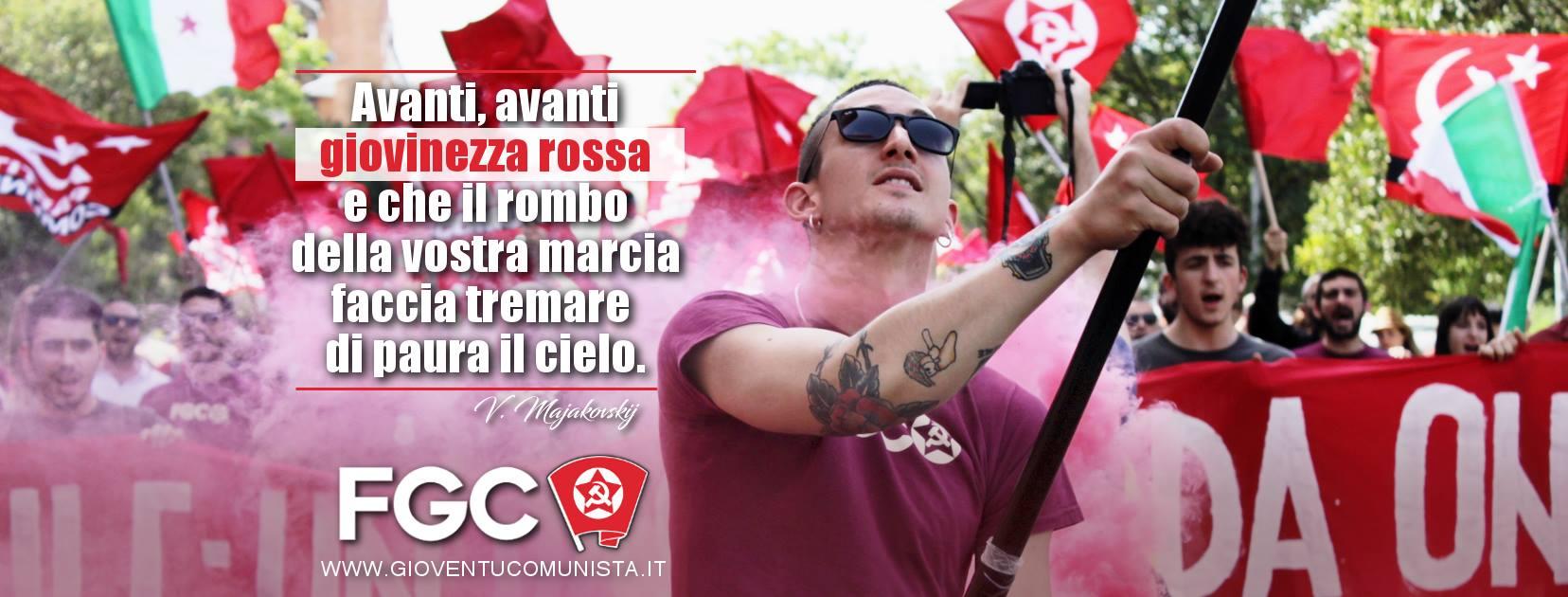 FGC Fronte della Gioventù Comunista