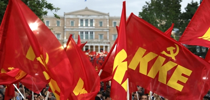 KKE flags
