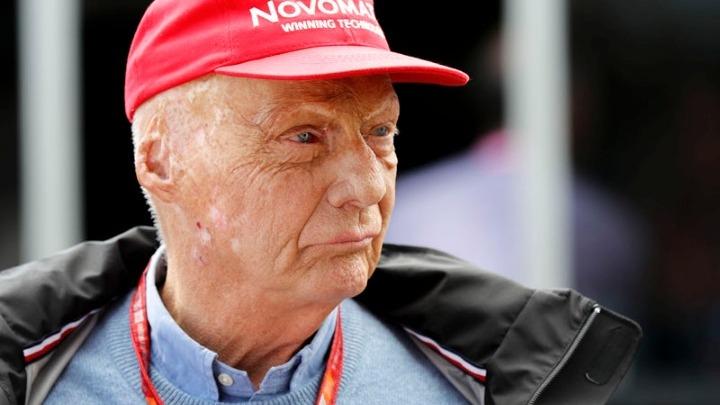 Πέθανε ο θρυλικός πρώην πιλότος της F1 Νίκι Λάουντα