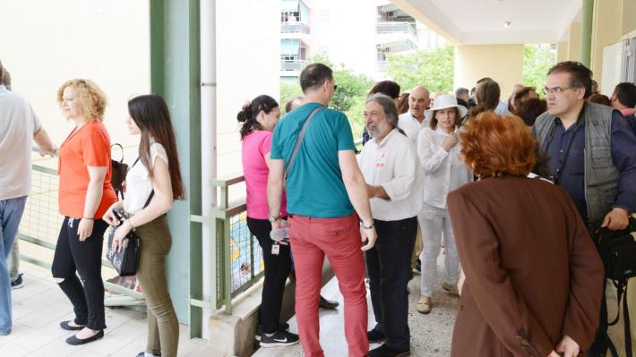 ΧΑΪΔΑΡΙ – Μ. Σελέκος: Με αισιοδοξία και αποφασιστικότητα στη μάχη του β' γύρου