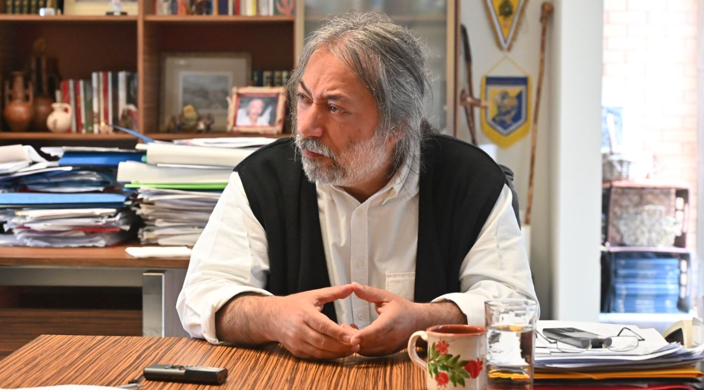 Μία μέρα στο Χαϊδάρι με το δήμαρχο Μιχάλη Σελέκο