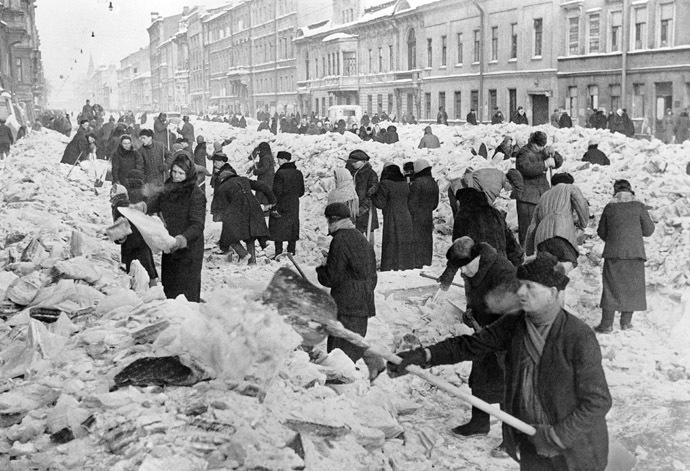 1 Η άμυνα του Λένινγκραντ