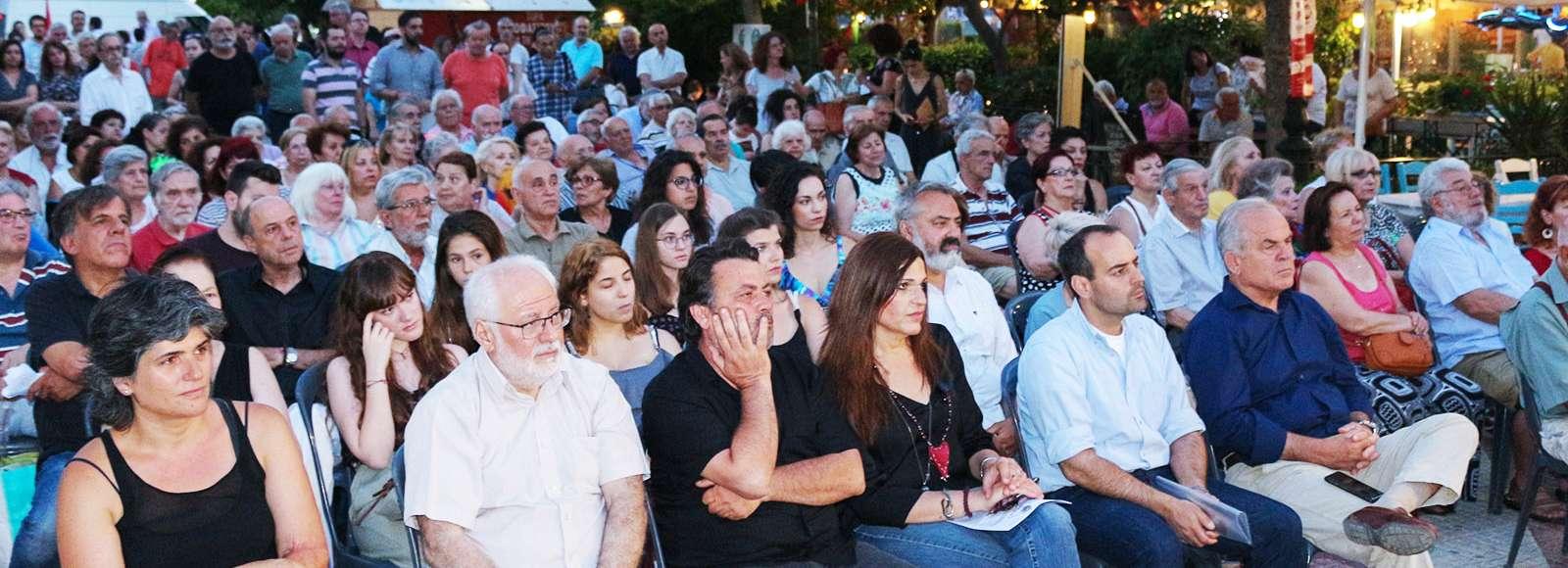 Προεκλογική ΚΟ Καισαριανής Ιουν-2019