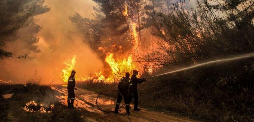 ΚΚΕ Να ληφθούν άμεσα μέτρα πυροπροστασίας