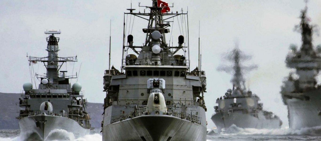 Συνέχεια στη βρώμικη προπαγάνδα εμπλοκή ΝΑΤΟ