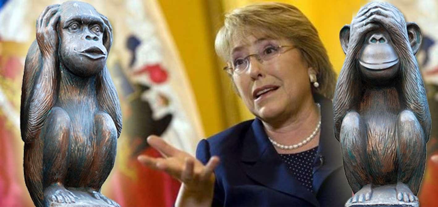 Τι «δεν είδε / δεν άκουσε» η Michelle Bachelet για τη Βενεζουέλα