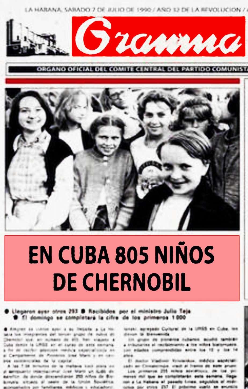 Chernobyl Cuba