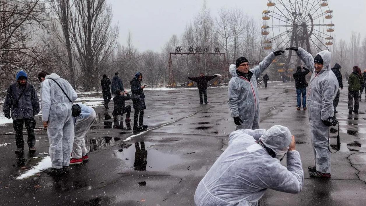 Chernobyl turismo