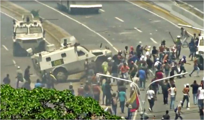Venezuela Deutsche Welle