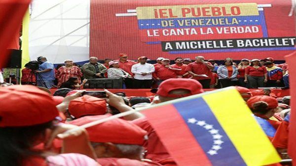 Informe de Bachelet es un instrumento más del imperialismo contra Venezuela