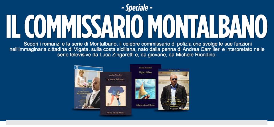 Comissario Montalbano