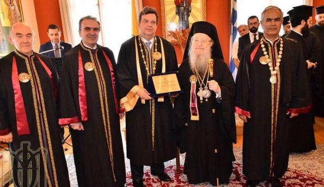 ΑΠΘ: Ανακήρυξε τον Άνθιμο επίτιμο διδάκτορα - Επόμενο βήμα η αποκήρυξη του Γαλιλαίου