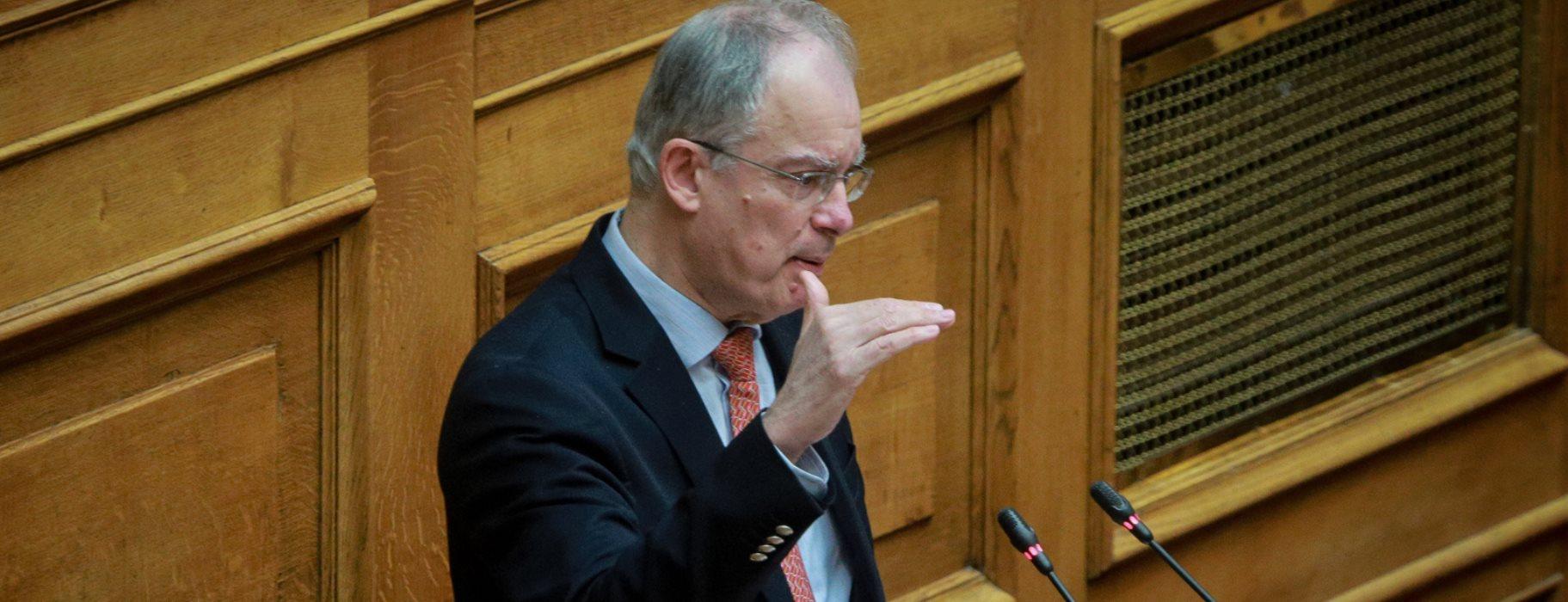Ο αντικομουνιστής νέος πρόεδρος της Βουλής, πρόσφατα δικαίωσε την εκτέλεση Μπελογιάννη - Να τον χαίρονται στη ΝΔ