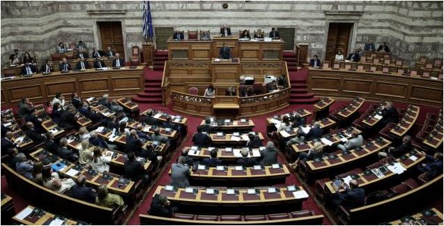 Έγκριση στη βουλή των νέων αντεργατικών ΠΝΠ (Πράξεων Νομοθετικού Περιεχομένου)