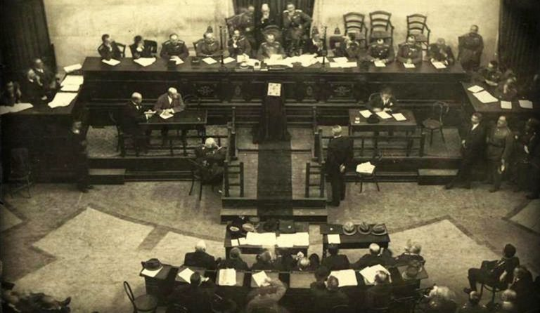 δίκη των έξι Εκτελέστηκαν 15 Νοε 1922
