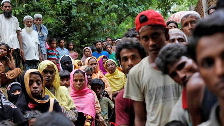 ιθαγένεια ανθρωπιστική απάντηση στη βία κατά των μεταναστών