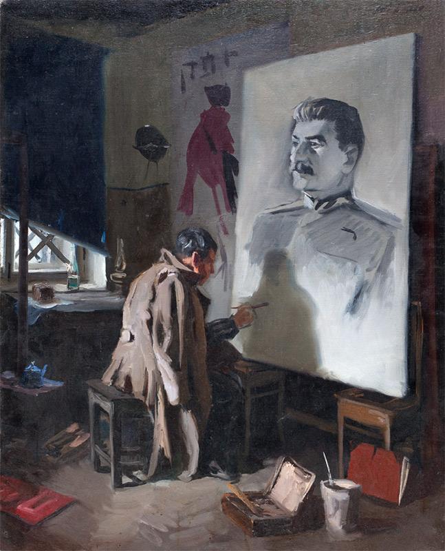 Коржев «Τον καιρό του πολέμου»