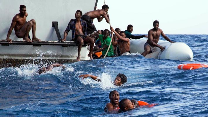 27 Αυγ Νέο πολύνεκρο ναυάγιο με μετανάστες στα ανοικτά των λιβυκών ακτών