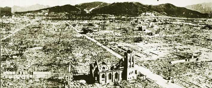 KKE 74 χρόνια από τη Χιροσίμα και το Ναγκασάκι πάλη ενάντια στον ιμπεριαλιστικό πόλεμο και τις αιτίες που τον γεννούν