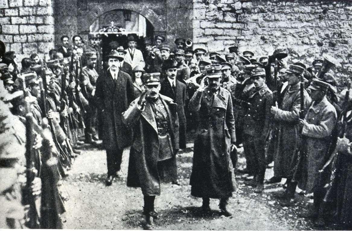 Plastiras Gonatas Georgios Papandreou 1922