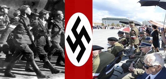 Η πολωνική κυβέρνηση τίμησε βετεράνους συνεργάτες των Ναζί