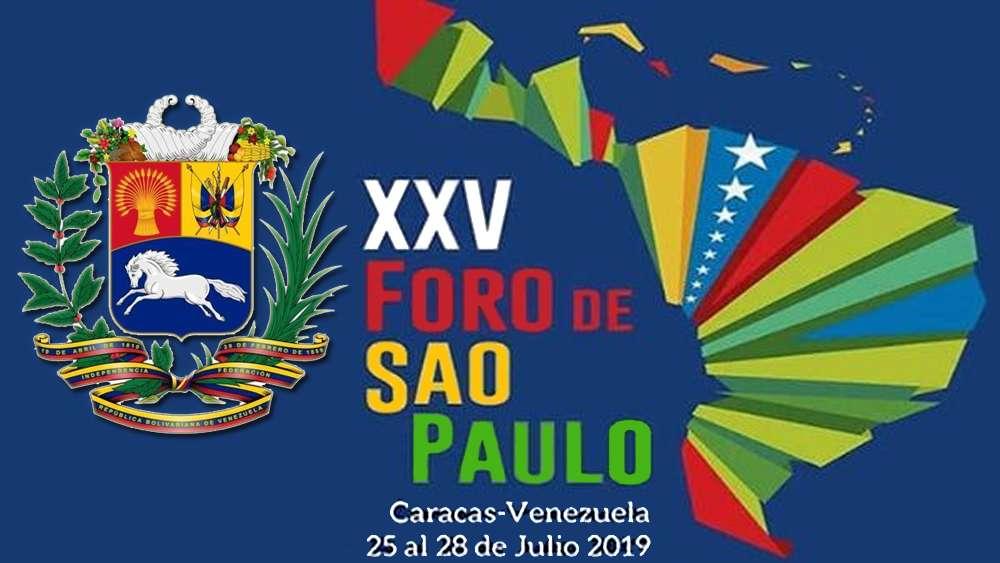 XXV Encontro do Foro de São Paulo
