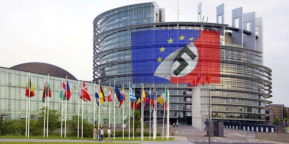 ΕΕ Αντικομμουνισμός Φασισμός
