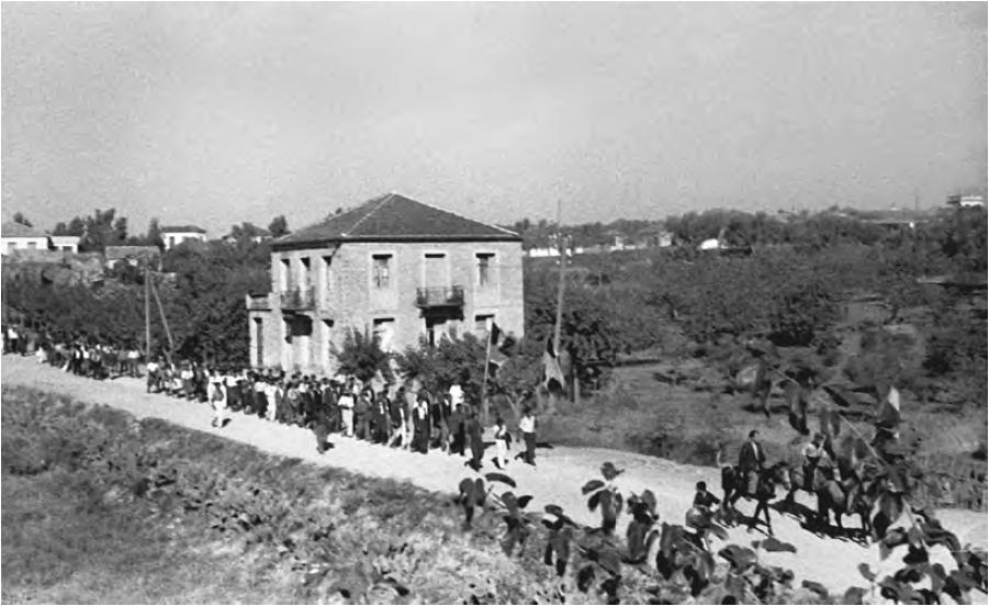 ΕΛΑΣ απελευθέρωση Καλαμάτας 9 Σεπτ 1944