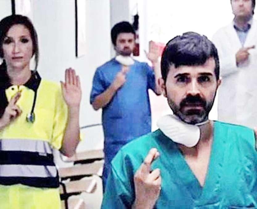 οι Εργαζόμενοι στα Δημόσια Νοσοκομεία της Ελληνικής Επικράτειας