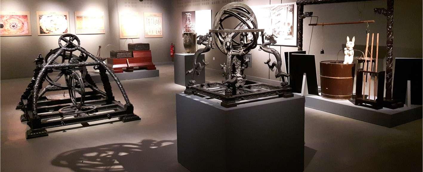 Νόησις έκθεση Αρχαία Κινέζικη Επιστήμη & Τεχνολογία