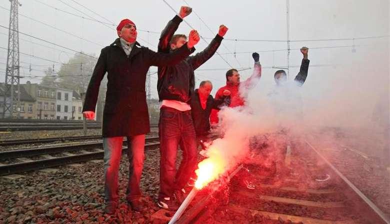 «ευρωπαϊκό πλαίσιο» χτύπημα συνδικάτων & απεργίας