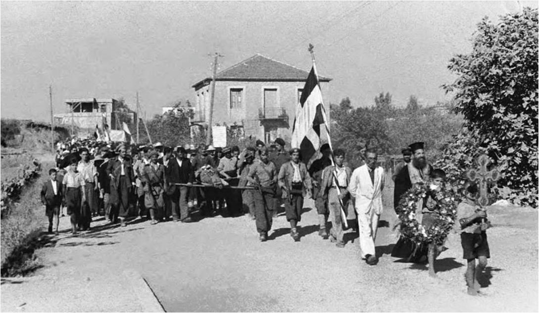 10 Σεπ 1944 Καλαμάτα Μελιγαλάς