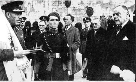 1944 Ράλλης Πλυτζανόπουλος Τάγματα Ασφαλείας