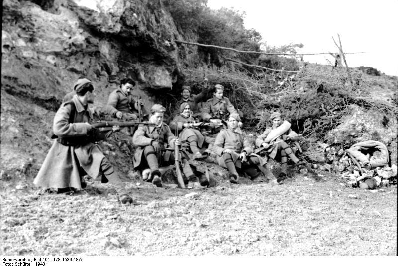 Bundesarchiv Bild 101I 178 1536 18A Griechenland griechische Soldaten