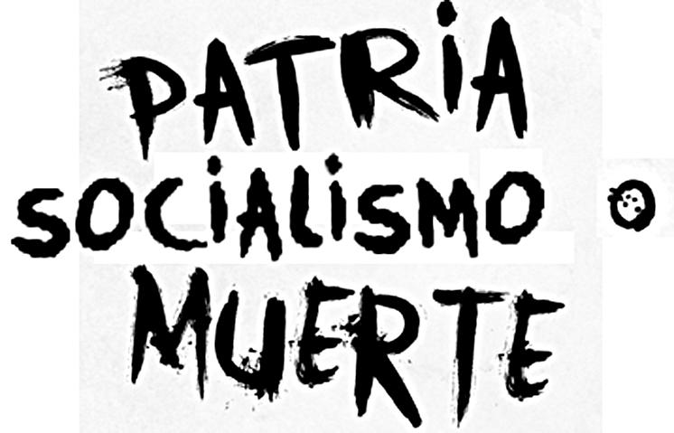 Cuba patria o muerte!, ¡Socialismo o muerte!, ¡Venceremos!