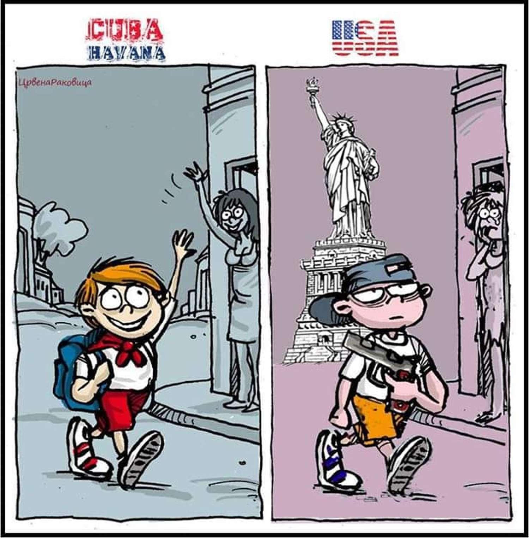 Cuba USA