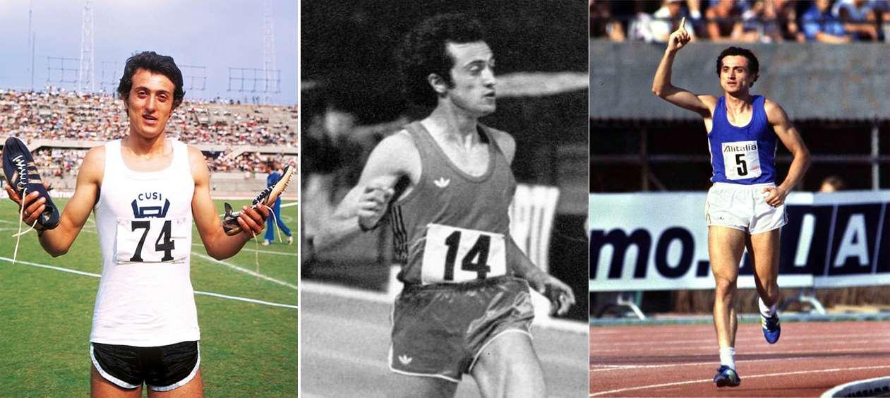 40 χρόνια από το ιστορικό ρεκόρ του Ιταλού σπρίντερ Πιέτρο Μενέα