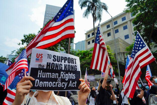 Εξαγωγή «δημοκρατίας» και στο το Χονγκ Κονγκ