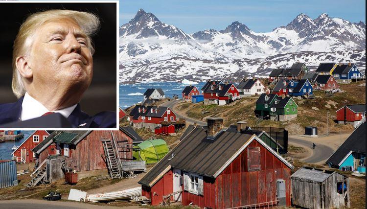 Άλλος για τη …Γροιλανδία