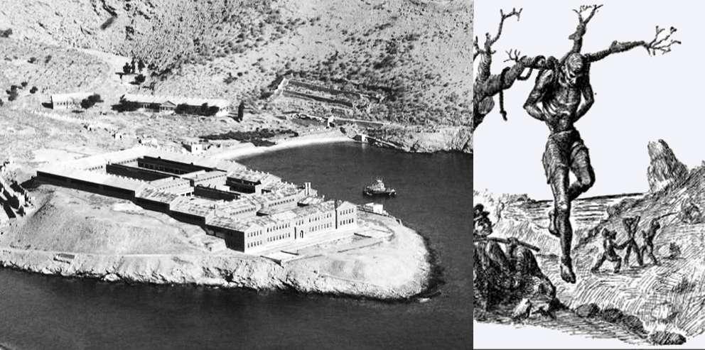 Άγονος άδενδρος άνυδρος» αιώνιο σύμβολο των αλύγιστων της ταξικής πάλης